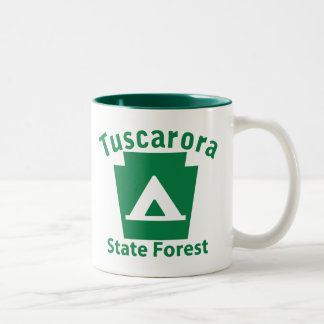 Campo del Tuscarora SF - taza