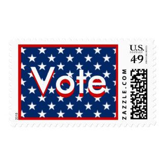 Campo del voto del sello de las estrellas