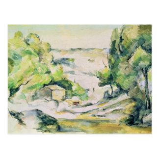Campo en Provence Tarjetas Postales