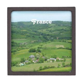 Campo francés caja de regalo de calidad