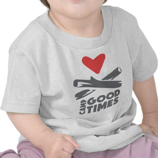 Campo Goodtimes Camiseta