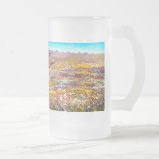 campo I de la primavera Taza De Cristal