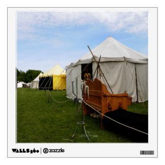 Campo medieval vinilo