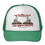 Campo petrolífero Omán, gorra del campo petrolífer