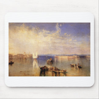 Campo Santo, Venice by William Turner Mouse Pad