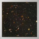 Campo ultra profundo 24x24 (22x22) de Hubble Posters