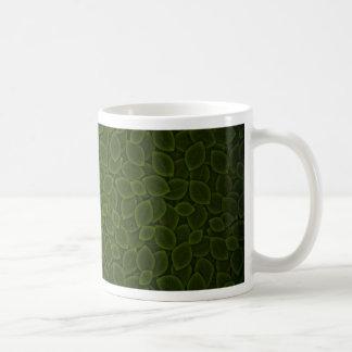 Campo verde taza clásica