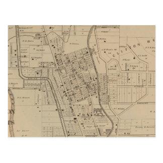 Campo Washington, alturas de Clifton, Ohio Tarjeta Postal
