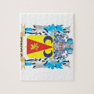 Campolo Coat of Arms - Family Crest Puzzle