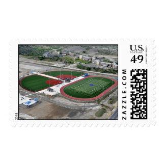 Campos atléticos sello