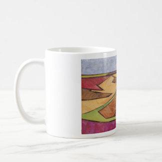 campos de castilla classic white coffee mug
