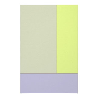 Campos de color geométricos modernos del arte abst papeleria