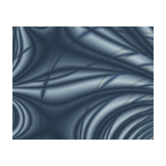 Campos de la pizarra - ilustraciones del fractal impresiones en lona estiradas