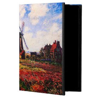 Campos de los Monet-Tulipanes de Claude
