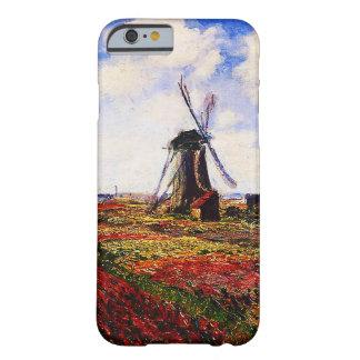 Campos de los Monet-Tulipanes de Claude Funda Barely There iPhone 6