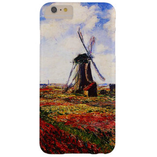 Campos de los Monet-Tulipanes de Claude Funda Barely There iPhone 6 Plus