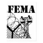 Campos del FEMA Postales