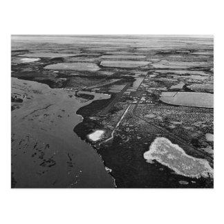 Campos petrolíferos de la bahía de Prudhoe Tarjeta Postal