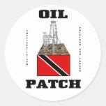 Campos petrolíferos de Trinidad and Tobago, pegati