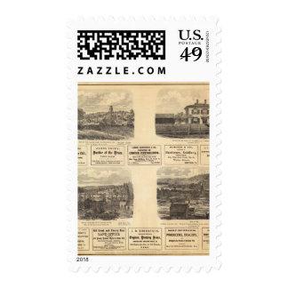 Campos petrolíferos, residencia sellos