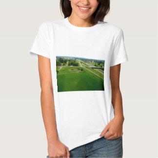 Campos verdes playeras
