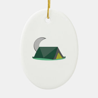 Campping Tent Christmas Tree Ornaments