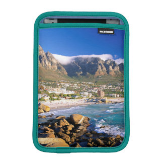 Camps Bay Beach And The Twelve Apostles Range Sleeve For iPad Mini
