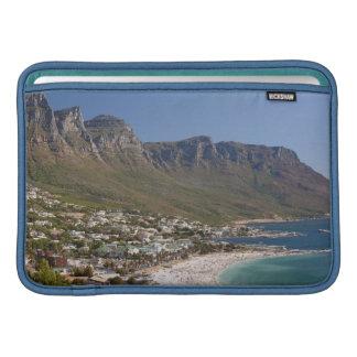 Camps Bay Beach And Twelve Apostles MacBook Sleeves