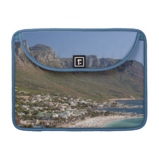 Camps Bay Beach And Twelve Apostles Sleeve For MacBook Pro