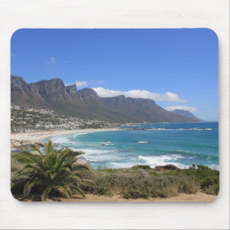 Camps Bay Beach, South Africa Mouse Pad
