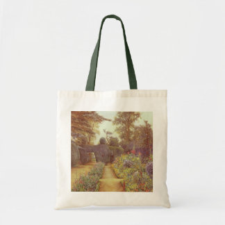 Campsea Ashe, Suffolk by Ernest Arthur Rowe Budget Tote Bag