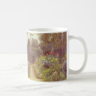 Campsea Ashe, Suffolk by Ernest Arthur Rowe Coffee Mug