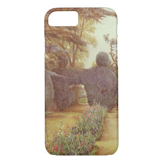Campsea Ashe, Suffolk by Ernest Arthur Rowe iPhone 7 Case