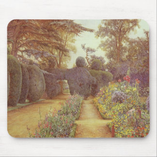 Campsea Ashe, Suffolk by Ernest Arthur Rowe Mouse Pad