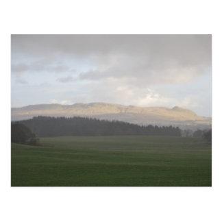 Campsie Hills Postcard