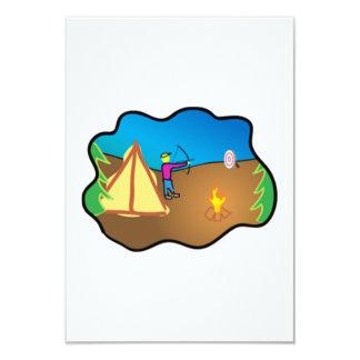 Campsite Card