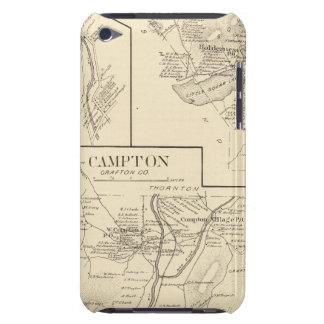 Campton, Holderness iPod Touch Case-Mate Case