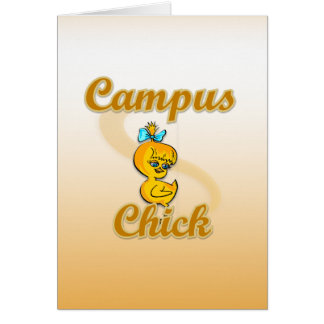 Campus Chick Card