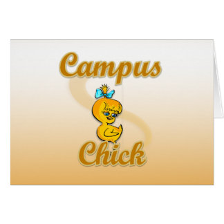 Campus Chick Cards