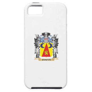 Campus Coat of Arms - Family Crest iPhone 5 Covers