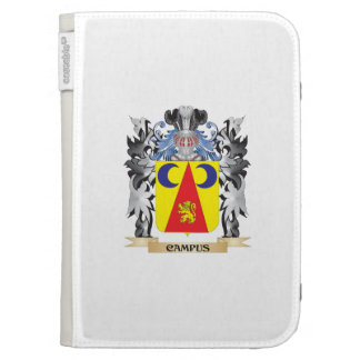 Campus Coat of Arms - Family Crest Kindle Cases