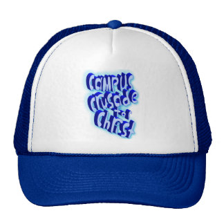 Campus Crusade For Christ- In 3d Trucker Hat
