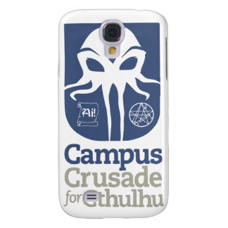Campus Crusade for Cthulhu Galaxy S4 Cases