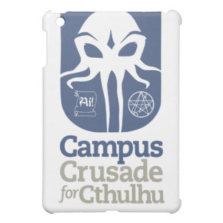 Campus Crusade for Cthulhu Case For The iPad Mini