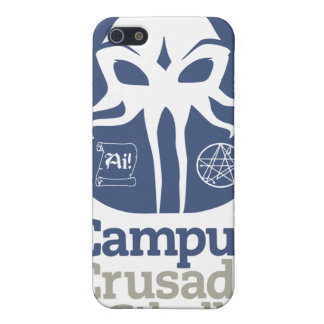 Campus Crusade for Cthulhu Cover For iPhone 5
