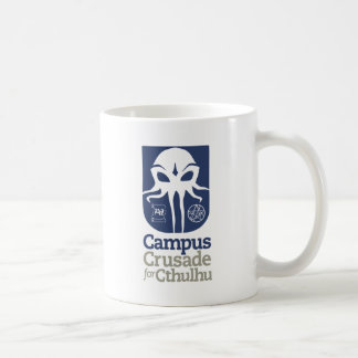 Campus Crusade for Cthulhu Classic White Coffee Mug