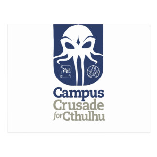 Campus Crusade for Cthulhu Postcards