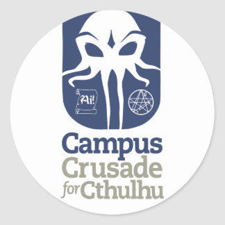 Campus Crusade for Cthulhu Sticker