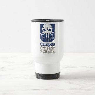 Campus Crusade for Cthulhu Travel Mug