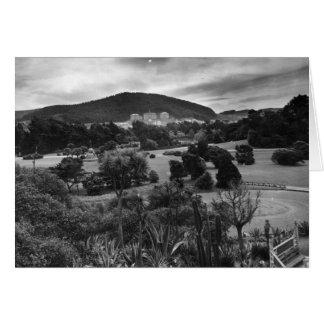 Campus de Golden Gate Park - tarjeta de felicitaci